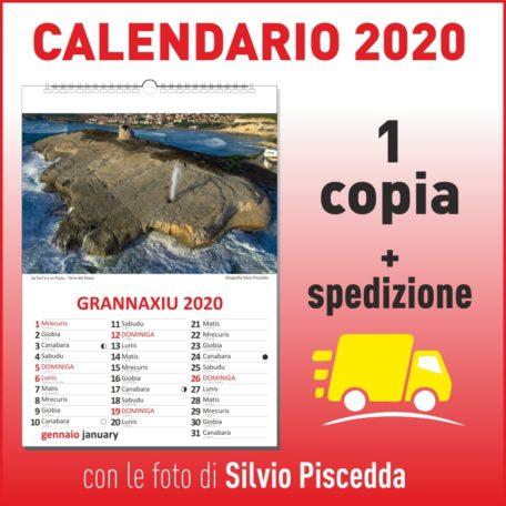 calendario 2020 sardegna