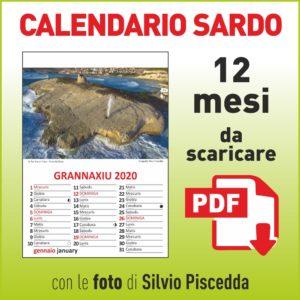 calendario sardegna