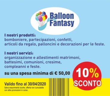 Balloon Fantasy oristano